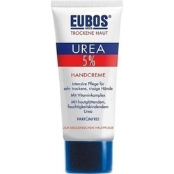 EUBOS TH UREA 5% HANDCREME